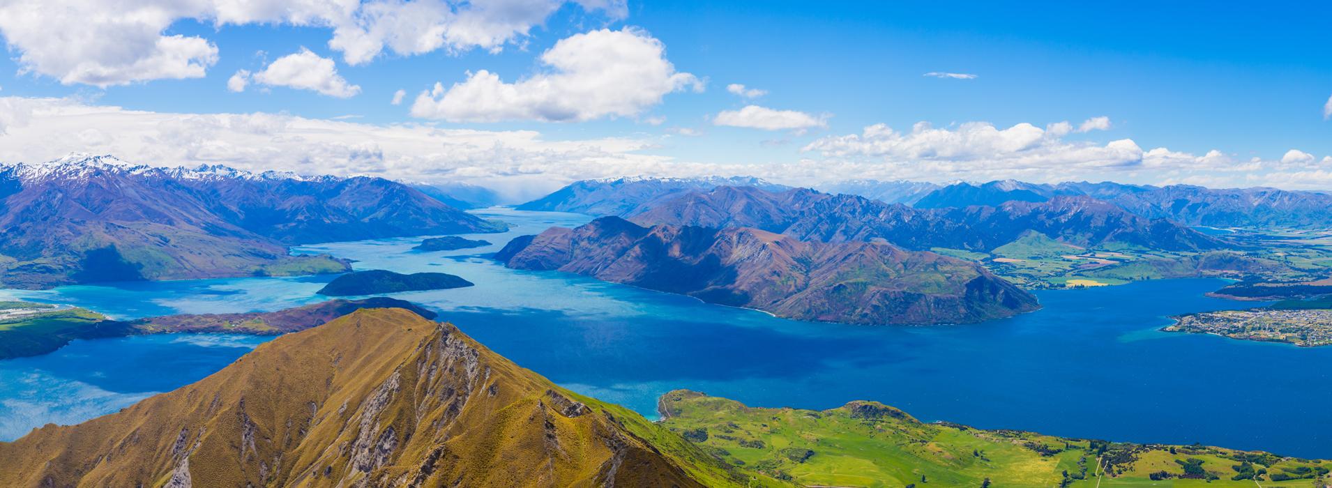 New Zealand & Fiji