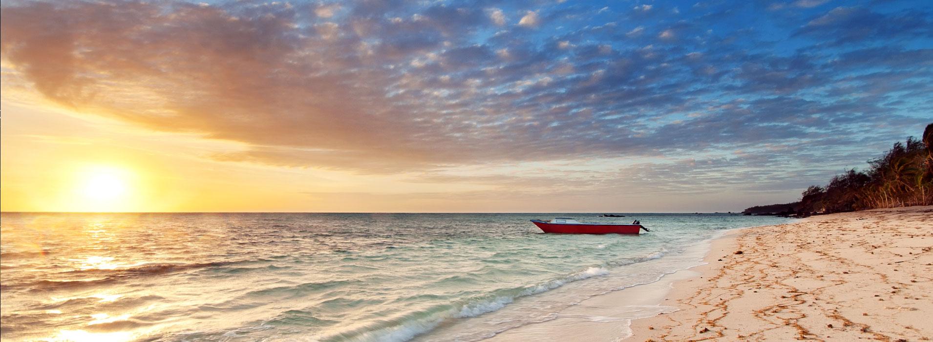 Beaches & Reefs