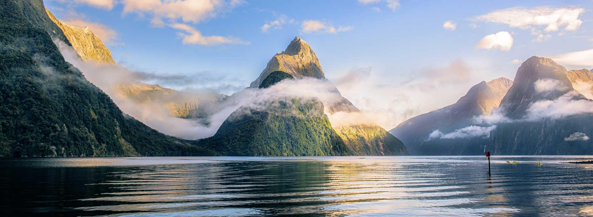 Australia & New Zealand Itineraries