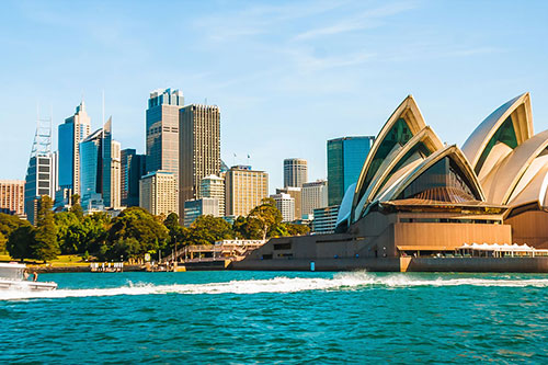 Australia Itineraries